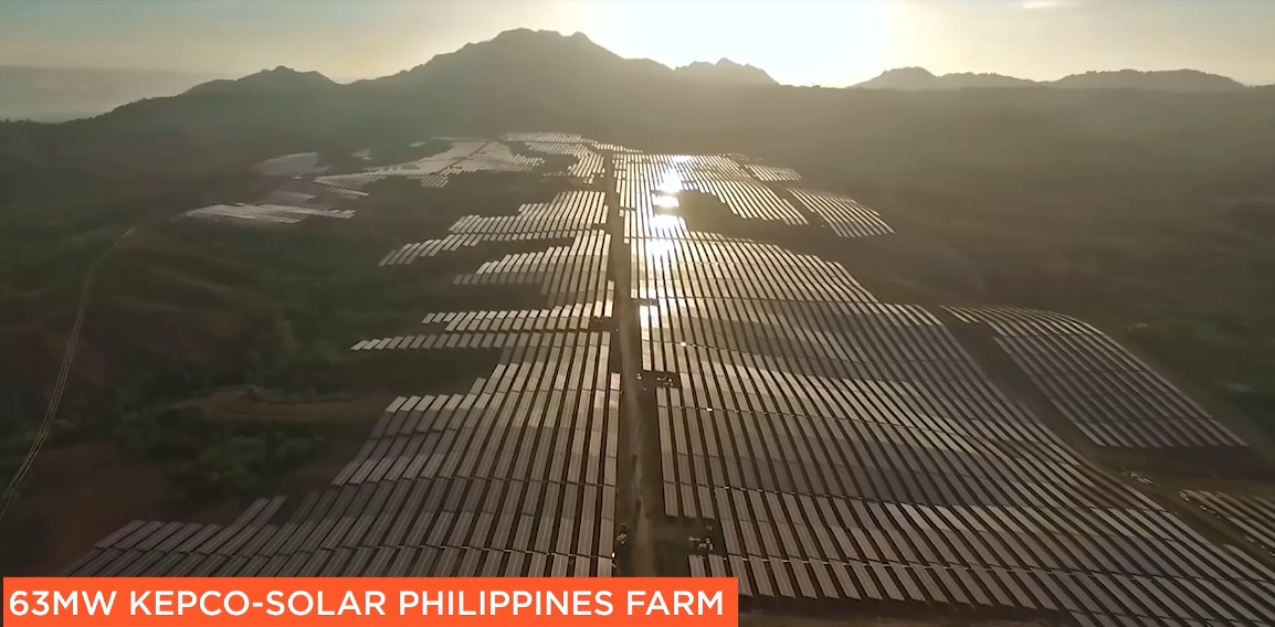 Large Scale Ongrid PV Power